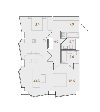 ЖК A-Residence (А-Резиденс)